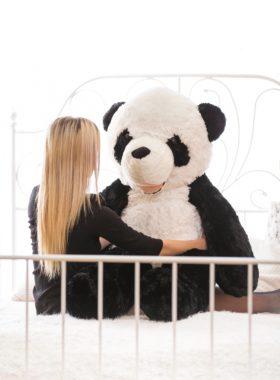 Velká plyšová panda 160 cm