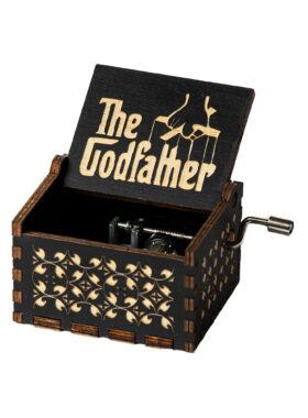 Hrací skříňka Kmotr/ The Godfather