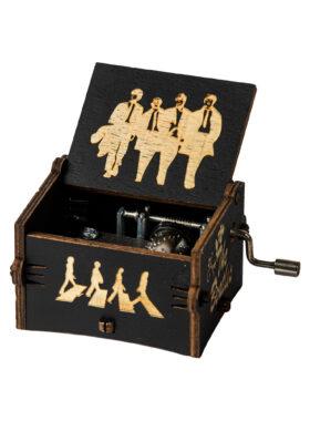 Hrací skříňka The Beatles