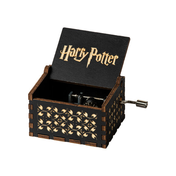 Hrací skříňka Harry Potter