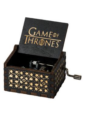Hrací skříňka Hra o trůny
