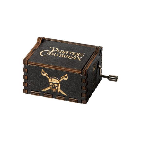 Hrací skříňka Piráti z Karibiku, Davy Jones